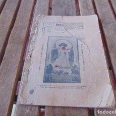 Coleccionismo de Revistas y Periódicos: REVISTA DE MORÓN DE LA FRONTERA BÉTICO EXTREMEÑA. ANDALUCÍA PORTADA INCOMPLETA . Lote 194341140