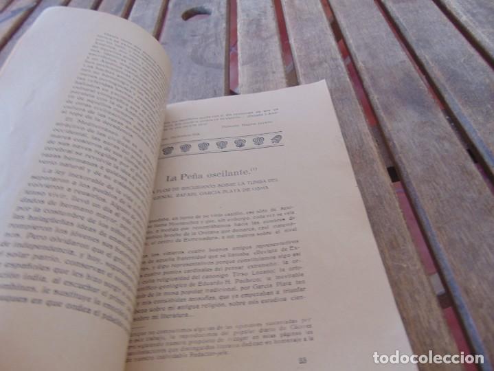 Coleccionismo de Revistas y Periódicos: REVISTA DE MORÓN DE LA FRONTERA BÉTICO EXTREMEÑA. ANDALUCÍA PORTADA INCOMPLETA - Foto 4 - 194341140