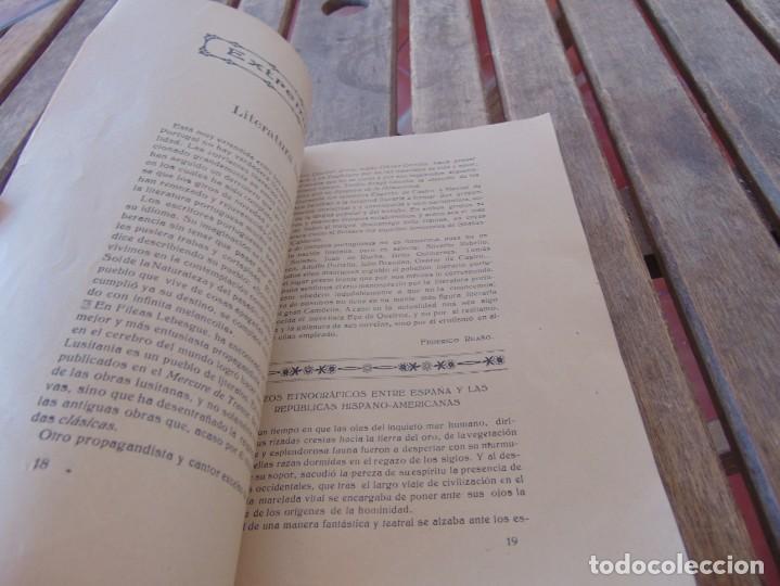 Coleccionismo de Revistas y Periódicos: REVISTA DE MORÓN DE LA FRONTERA BÉTICO EXTREMEÑA. ANDALUCÍA PORTADA INCOMPLETA - Foto 5 - 194341140