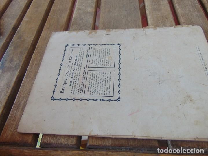Coleccionismo de Revistas y Periódicos: REVISTA DE MORÓN DE LA FRONTERA BÉTICO EXTREMEÑA. ANDALUCÍA PORTADA INCOMPLETA - Foto 9 - 194341140