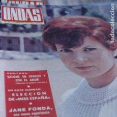 Coleccionismo de Revistas y Periódicos: MARIA CALLAS MISS ESPAÑA SORAYA BEATLES ROCIO DURCAL 1966. Lote 194343770