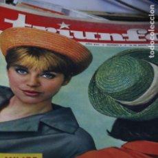 Coleccionismo de Revistas y Periódicos: CABO CAÑAVERAL MISS EUROPPA AVA GARDNER ROCIO DURCAL ELIZABETH TAYLOR 1962. Lote 194346123
