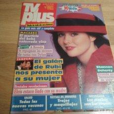 Coleccionismo de Revistas y Periódicos: REVISTA TVPLUS 271 SHANNEN DOHERTY 90210 THALÍA 1992. Lote 194352463