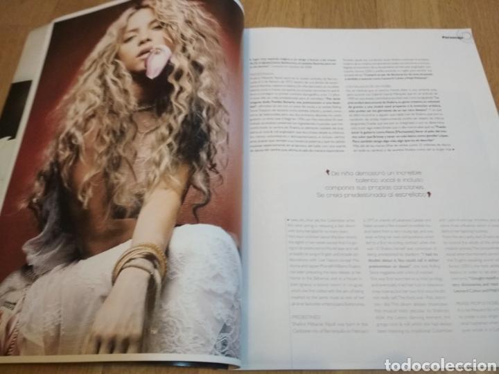 Coleccionismo de Revistas y Periódicos: Shakira revista AC 2009 Muy rara - Foto 3 - 194354495