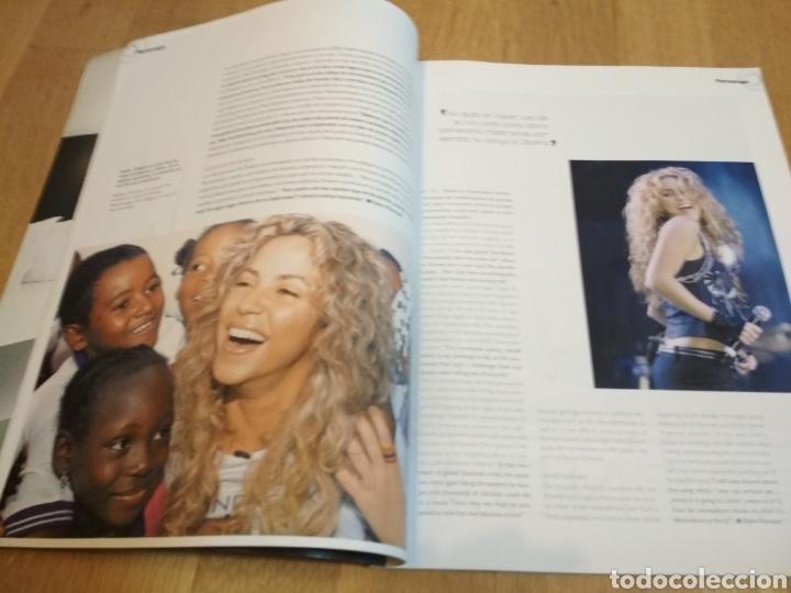 Coleccionismo de Revistas y Periódicos: Shakira revista AC 2009 Muy rara - Foto 4 - 194354495
