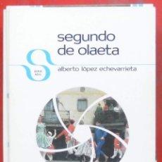 Coleccionismo de Revistas y Periódicos: TEMAS VIZCAINOS. SEGUNDO DE OLAETA. Lote 194359090