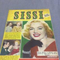 Coleccionismo de Revistas y Periódicos: MARILYN MONROE REVISTA SISSI 1958. Lote 194360801