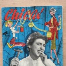 Coleccionismo de Revistas y Periódicos: REVISTA CHICAS Nº 97 1952 MARÍA JESÚS VALDÉS.. Lote 194368181