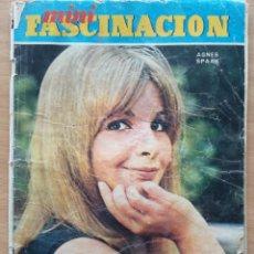 Coleccionismo de Revistas y Periódicos: FOTONOVELA MINI FASCINACIÓN. EDITORMEX Nº 3 BAILE EN LA EMBAJADA. AGNES SPAAK, 1967. Lote 194371686