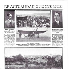 Coleccionismo de Revistas y Periódicos: 1911 HOJA REVISTA SEVILLA MANUEL RÍOS SARMIENTOS ABOGADO PRESIDENTE JUVENTUD CONSERVADORA. Lote 194391953