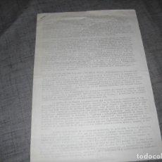 Colecionismo de Revistas e Jornais: PASQUIN O FOLLETO TRANSICION POLÍTICA VIZCAYA Y GUIPUZCOA ESTADO EXCEPCION 1975 C.1 . Lote 194487900