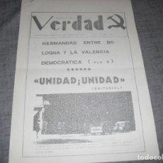 Colecionismo de Revistas e Jornais: PASQUIN O FOLLETO TRANSICION POLÍTICA VERDAD 1976 C.1. Lote 194489178