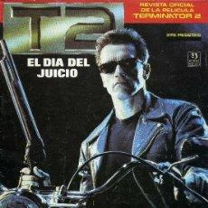 Coleccionismo de Revistas y Periódicos: TERMINATOR 2 - EL JUICIO FINAL. Lote 194510847