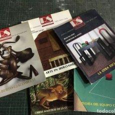 Coleccionismo de Revistas y Periódicos: REVISTA TRIMESTRAL DEL MUSEO NACIONAL. CENTRO DE ARTE REINA SOFIA 5 PRIMEROS NÚMEROS. Lote 194519076