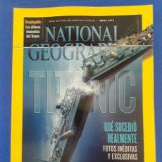 Coleccionismo de Revistas y Periódicos: NATIONAL GEOGRAPHIC REVISTA. Lote 194519121