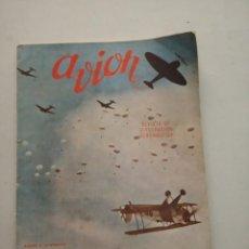 Coleccionismo de Revistas y Periódicos: AVION - REVISTA DE DIVULGACION AERONAUTICA - NUMERO 76 - JUNIO 1952. Lote 194526168
