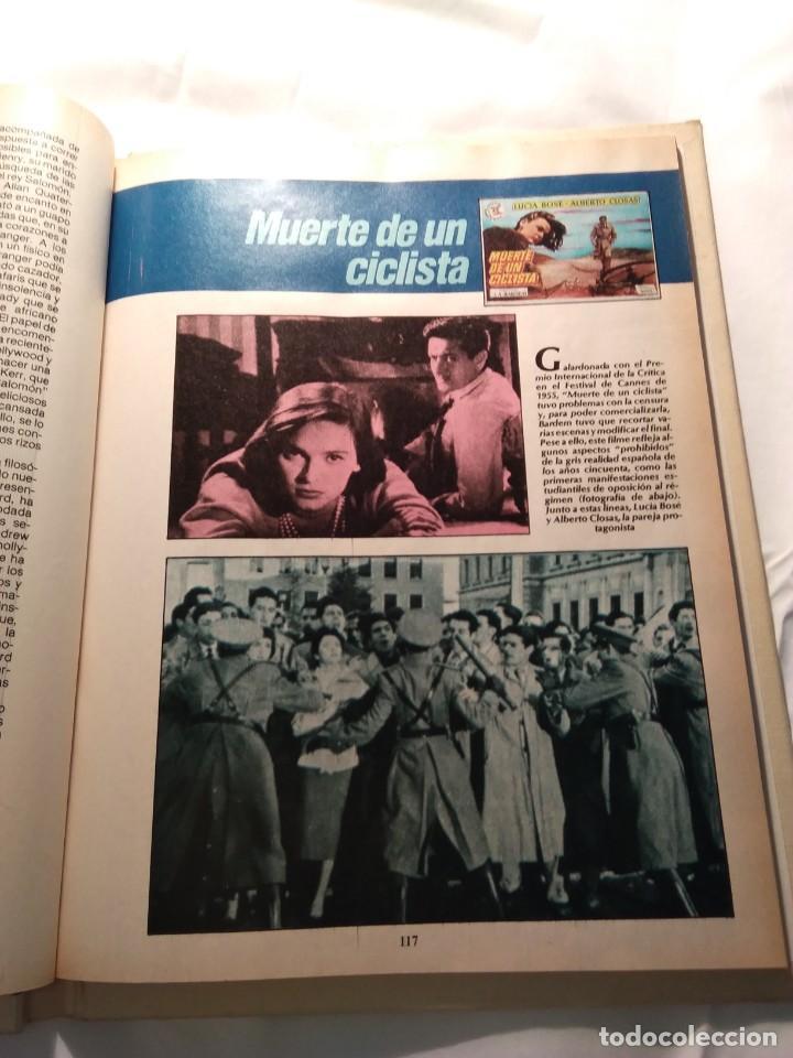Coleccionismo de Revistas y Periódicos: 100 PELICULAS MITICAS (Biblioteca La Vanguardia). 1986 - Foto 2 - 194531100