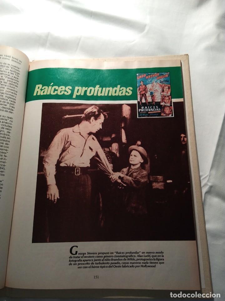 Coleccionismo de Revistas y Periódicos: 100 PELICULAS MITICAS (Biblioteca La Vanguardia). 1986 - Foto 3 - 194531100