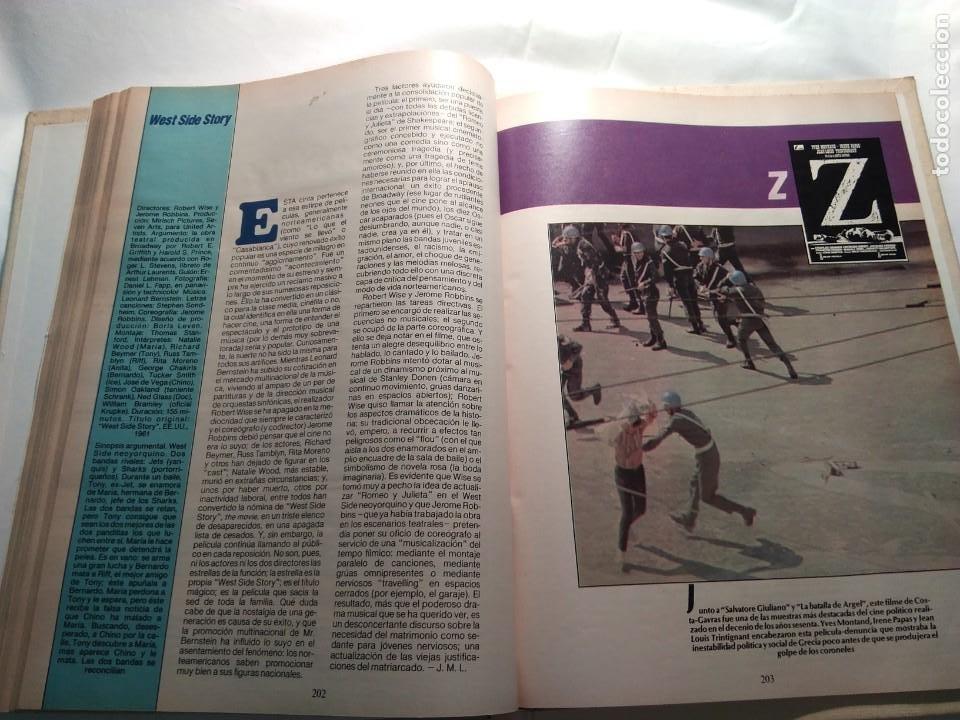 Coleccionismo de Revistas y Periódicos: 100 PELICULAS MITICAS (Biblioteca La Vanguardia). 1986 - Foto 4 - 194531100