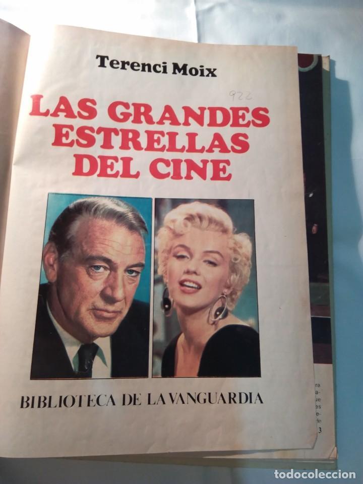 Coleccionismo de Revistas y Periódicos: LAS GRANDES ESTRELLAS DEL CINE. Terenci Moix - Foto 2 - 194531153