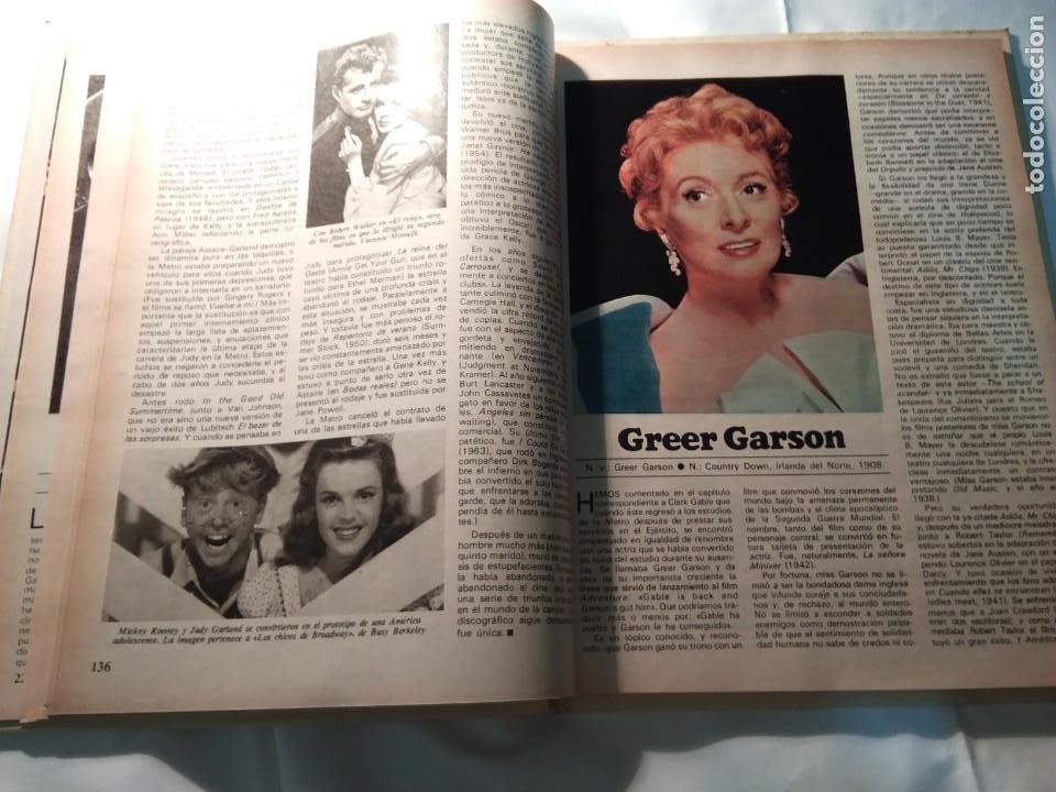 Coleccionismo de Revistas y Periódicos: LAS GRANDES ESTRELLAS DEL CINE. Terenci Moix - Foto 5 - 194531153