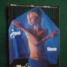 Coleccionismo de Revistas y Periódicos: SUPLEMENTO EL SEMANAL / ¿QUÉ TIENE SILKE? / Nº 467 - 1996. Lote 194531847