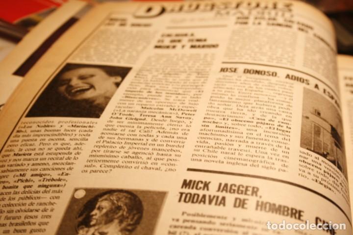 Coleccionismo de Revistas y Periódicos: REVISTA EROTICA GAY PARTY Nº 174 ANA BELEN SARA MONTIEL ROCIO DURCAL DESNUDOS - Foto 2 - 194532757