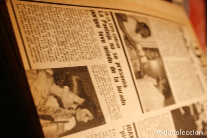 Coleccionismo de Revistas y Periódicos: REVISTA EROTICA GAY PARTY Nº 174 ANA BELEN SARA MONTIEL ROCIO DURCAL DESNUDOS - Foto 3 - 194532757