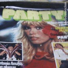 Coleccionismo de Revistas y Periódicos: REVISTA EROTICA GAY Nº 173 AMANDA LEAR ANTONIO AMAYA 1980. Lote 194532957