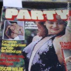 Coleccionismo de Revistas y Periódicos: REVISTA EROTICA GAY Nº 171 AMPARO LARRAÑAGA ESCAMILLO 1980 DESTAPE DESNUDO. Lote 194533363