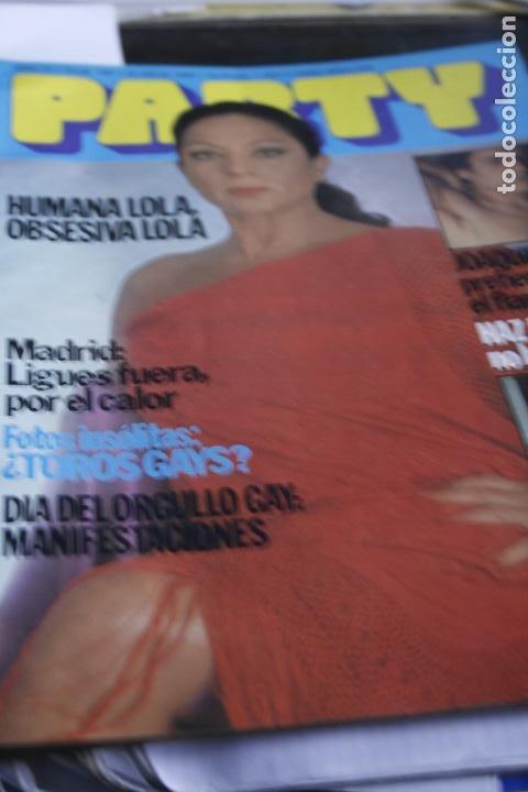 REVISTA EROTICA GAY Nº 169 LOLA FLORES JAYNE MANSFIELD ISABEL PANTOJA SUSANA ESTRADA 1980 (Coleccionismo - Revistas y Periódicos Modernos (a partir de 1.940) - Otros)