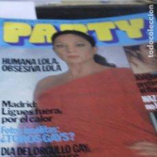 Coleccionismo de Revistas y Periódicos: REVISTA EROTICA GAY Nº 169 LOLA FLORES JAYNE MANSFIELD ISABEL PANTOJA SUSANA ESTRADA 1980. Lote 194533821