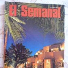 Coleccionismo de Revistas y Periódicos: SUPLEMENTO EL SEMANAL / MARBELLA / Nº 402 - 1995. Lote 194536496