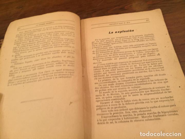 Coleccionismo de Revistas y Periódicos: Antigua revista / cuento Trajedias bajo el mar Luz y sombra años 20 - Foto 3 - 194537685