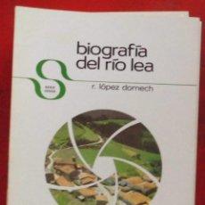 Coleccionismo de Revistas y Periódicos: TEMAS VIZCAINOS. BIOGRAFÍA DEL RÍO LEA. Lote 194543305