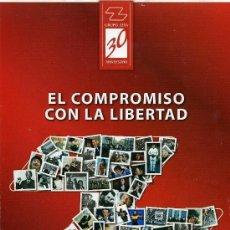 Coleccionismo de Revistas y Periódicos: EL COMPROMISO CON LA LIBERTAD. Lote 194545078