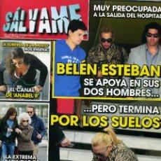 Coleccionismo de Revistas y Periódicos: SALVAME Nº 62 ABRIL 2012. Lote 194548340
