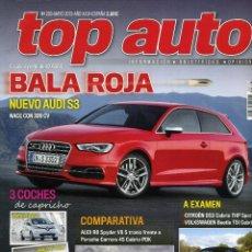 Coleccionismo de Revistas y Periódicos: TOP AUTO - Nº 283 MAYO 2013. Lote 194548360