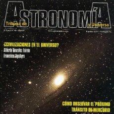 Coleccionismo de Revistas y Periódicos: ASTRONOMIA - ABRIL 2003 Nº 46. Lote 194548452