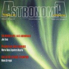 Coleccionismo de Revistas y Periódicos: ASTRONOMIA - MARZO 2003 Nº 45. Lote 194548475