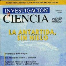 Coleccionismo de Revistas y Periódicos: INVESTIGACION Y CIENCIA - FEBRERO 2003. Lote 194548540