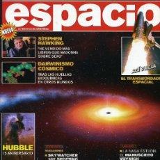 Coleccionismo de Revistas y Periódicos: ESPACIO - ABRIL 2005 Nº 6. Lote 194548561