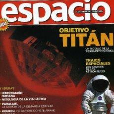 Coleccionismo de Revistas y Periódicos: ESPACIO - FEBRERO 2005 Nº 2. Lote 194548635
