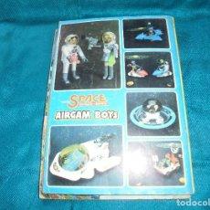 Coleccionismo de Revistas y Periódicos: PUBLICIDAD : AIRGAM BOYS. SERIE SPACE / ESPACIO. 1981. Lote 194566078