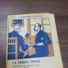 Coleccionismo de Revistas y Periódicos: LOS CONTEMPORANEOS. AÑO XIV. Nº 680. FEBRERO 1922.. Lote 194572062