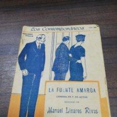 Coleccionismo de Revistas y Periódicos: LOS CONTEMPORANEOS. AÑO XIII. Nº 668. NOVIEMBRE 1921.. Lote 194572177