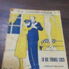 Coleccionismo de Revistas y Periódicos: LOS CONTEMPORANEOS. AÑO XIV. Nº 686. MARZO 1922.. Lote 194572340