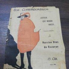 Coleccionismo de Revistas y Periódicos: LOS CONTEMPORANEOS. AÑO XIII. Nº 663. MARZO 1921.. Lote 194572406