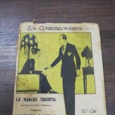 Coleccionismo de Revistas y Periódicos: LOS CONTEMPORANEOS. AÑO XIII. Nº 676. DICIEMBRE 1921.. Lote 194572522