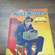 Coleccionismo de Revistas y Periódicos: THE WIDE WORLD. THE HUMAN BOMB. THE MAGAZINE FOR MEN. JUNE 1941.. Lote 194573200